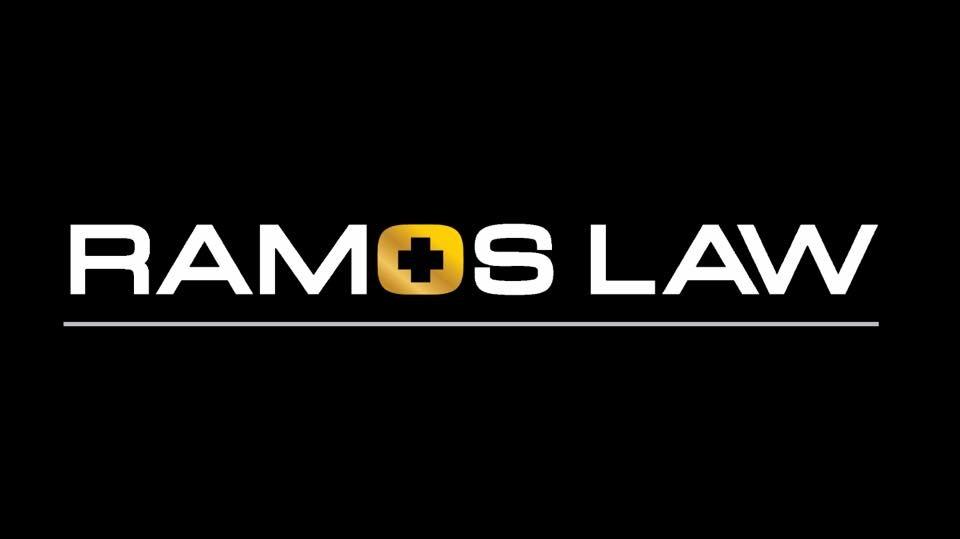 Black Ramos Law Logo