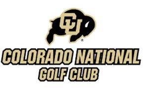 Colorado National Golf Logo